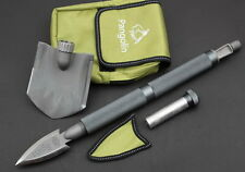 Necessary! TOP QUALITY!  camp Outdoor Multifunction Utility survival Tool shovel
