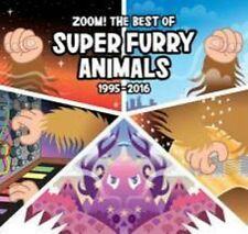 Super Furry Animals - Zoom! The Best of - New CD Album