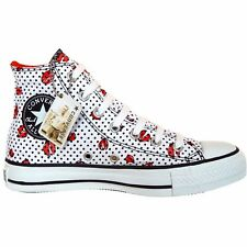 CONVERSE ALL STAR CHUCKS PEACOCK EU 40 UK 7 LIMITED EDITION MARIENKÄFER LADY BUG