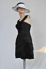 Vestido negro BCBG MAXAZRIA talla 34 ref 0115259