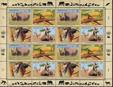 United Nations Vienna MNH Sc 180-83a Full sheet Endangered species