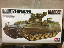 Vintage Tamiya 1/35 Scale German Schutzenpanzer Marder Infantry Vehicle New