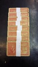 GREECE - 5 drachmas 1942 banknote bundles - (each bundle consists of 10 notes)