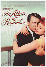 AN AFFAIR TO REMEMBER (DVD, 2009, 2-Disc, 50th Anniversary) NEW WITH SLEEVE