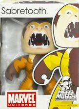 Marvel Mighty Muggs X-men Sabretooth Rare MINT Brand New in Box 2008