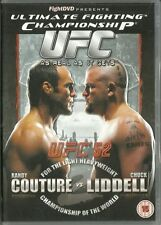UFC 52 DVD Randy Couture v Chuck Liddell GSP 2005 fighting MMA sports film