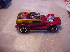 Hot Wheels Mint Loose Masters Of The Universe Double Demon from the 4 Car Set