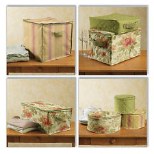 Sew & Make Butterick B5623 SEWING PATTERN - DINNERWARE HOME STORAGE CUBES BOXES