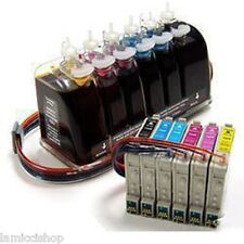 CIS Bulk ink for Epson Artisan 710/810 Printer NEW T098
