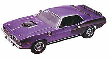 Revell 1/24 '71 Hemi Cuda 426 Plastic Model Kit 85-2943