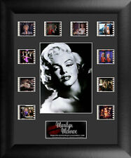 Film Cell Genuine 35mm Framed & Matted Marilyn Monroe Montage Limited Ed 5795