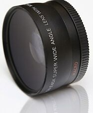 MACRO CLOSE UP and WIDE ANGLE LENS for Canon EF 50mm f/1.8 II Lens
