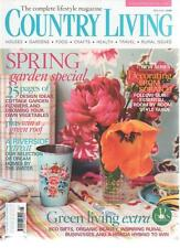 COUNTRY LIVING MAGAZINE May 2009 Spring Garden Special AL