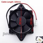 ATV Electric Radiator Cooling Fan For Chinese 200cc 250cc Quad Go Kart Buggy