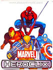 Heroclix Marvel 10th Anniversary Booster Sealed