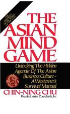 Asian Mind Game-ExLibrary