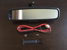2016-17 Toyota Tacoma Accessory Auto Dimming Inside Rearview Mirror Kit