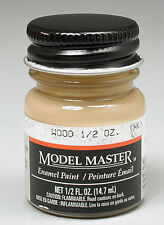 Testors Wood 1/2 oz Enamel Paint 1735 TES1735