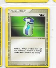POTION - 101/112 - POKEMON - EX FIRE RED & LEAF GREEN - Buy more cards and save!