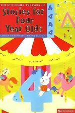 The Kingfisher Treasury of Stories for Four Year Olds, Blishen, Nancy, Blishen,