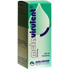 Metavirulent Tropfen  zum Einnehmen       100 ml         PZN 1358258