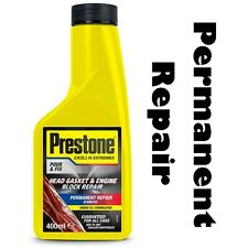 Prestone Head Gasket & Engine Block Repair Seal 400ml Steel & Alloy Engines