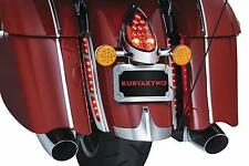 Kuryakyn Chrome LED Lit Rear Fender Strip Lights Accent Indian Models Chief 2017