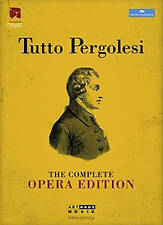 Pergolesi: Complete Opera Edition, New DVDs