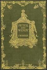 Peter and Wendy : Peter Pan, the Boy Who Wouldn't Grow Up by J (FREE 2DAY SHIP)