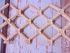 SHABBY n CHIC FURNITURE APPLIQUES * LATTICE FLEXIBLE MOULDING