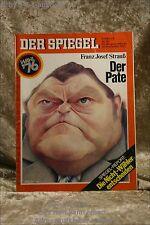 Der Spiegel 39/76 20.9.1976 Der Pate