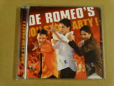 CD / DE ROMEO'S - NON STOP PARTY!