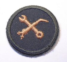Canadian Armed Forces trade mechanic technician qualification badge Level 1