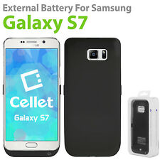 New 3500mAh External Power Bank Battery Pack Charger Case for Samsung Galaxy S7