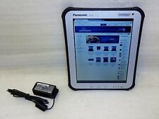 "Panasonic Toughpad 16GB 10.1"" Android 4 Tough 4G Wifi Tablet FZ-A1 FZA1BDAAV1M"