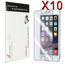 10xAnti-Scratch HD LCD Screen Protector Cover Guard Shield Film 4 Apple iPhone 6