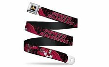 Power Rangers Red Ranger Fighting Officially Licensed Seatbelt Belt
