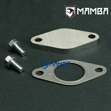 MAMBA 35mm 38mm External Wastegate Blanking off Plate Flange Kit For TIAL