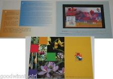 Hong Kong 2001 Stamp Exhibition S/S #2 Persentation Pack`