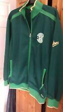 Hibernian FC Avec Track Top Jacket XL XXL Hibs