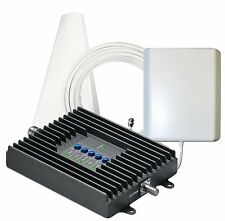SureCall Fusion4Home Cell Phone Signal Booster for Home - Yagi/Panel