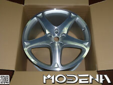 Ferrari California Alu Felge Rad hinten Rim Alloy Wheel rear 10 x 19 Diamantato