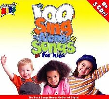 100 Singalong Songs for Kids, New Music