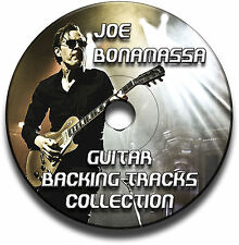 12 JOE BONAMASSA STYLE BLUES GITARRE PLAYBACK TITEL AUDIO CD ANTHOLOGY JAM TRAXS