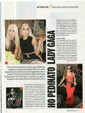 Q41 Clipping-Ritaglio 2012 Lady Gaga