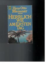 Hans Otto Meissner - Herrlich wie am Ersten Tag - 1976