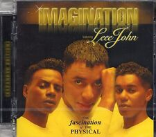 Imagination - The Fascination Of The Physical (2 x CD) 1992 Album + Bonus CD
