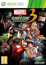 New Marvel vs. Capcom 3 Fate of Two Worlds (Xbox 360)