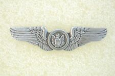 US USA USAF Air Force Air Crew Wings Military Hat Lapel Pin