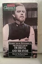 Dr Jekill and Mr Hyde by R L Stevenson: Unabridged Cassette Audiobook (QQ5)